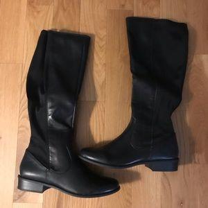 NIB Black Rampage Fashion Boots, Stylish & Comfy!